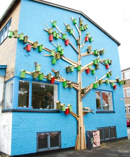 birdhouse-mural
