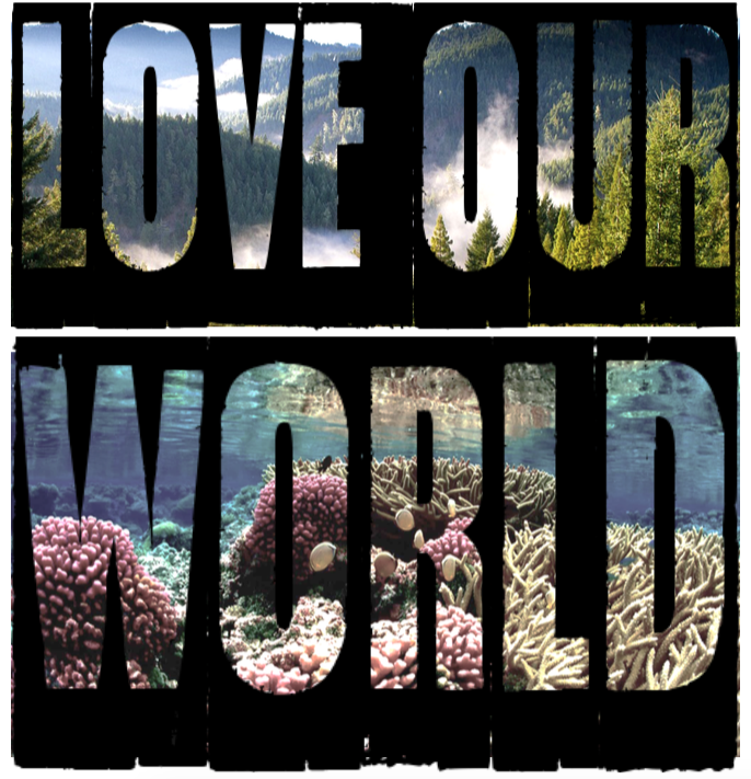 love our world